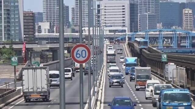 東京オリンピックまであと2年 道が混むことや暑さが心配