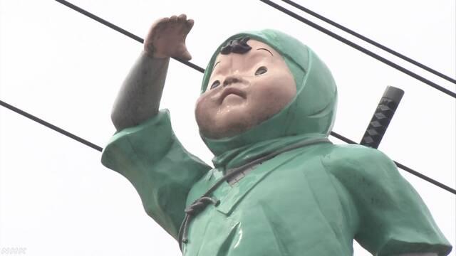 忍者のふるさと伊賀市「忍者を集めていません」