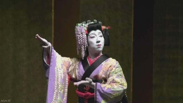 歌舞伎を外国で初めて見せてから90年 ロシアで公演