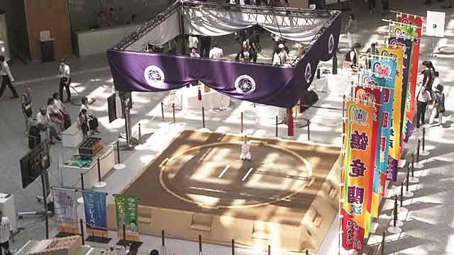 東京 相撲の文化や力士の生活を紹介するイベント
