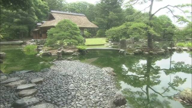 京都市の桂離宮をたくさんの人に見てもらうようにする