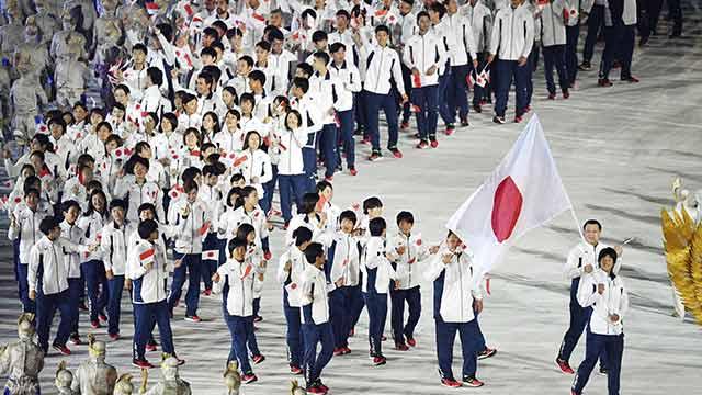 スポーツの「アジア大会」がインドネシアで始まる