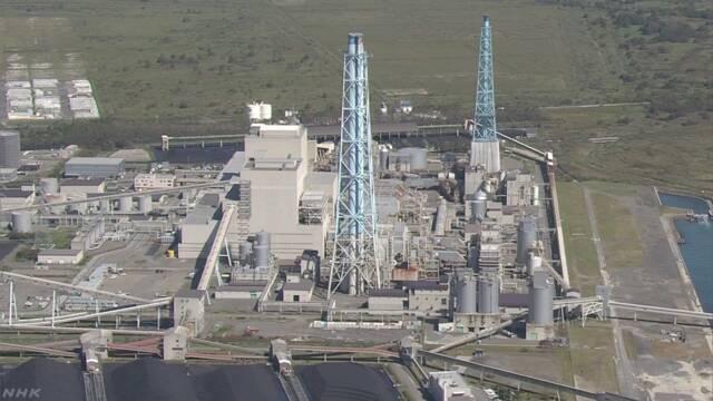 世耕経産相「苫東厚真火力発電所の全面復旧は11月以降」