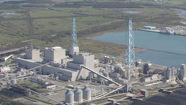 苫東厚真火力発電所1号機を再稼働 電力供給力改善へ