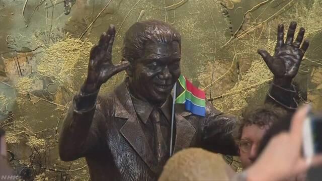マンデラ元大統領 生誕100年 国連で記念会合