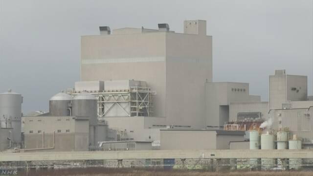 北海道 苫東厚真火力発電所の4号機も電気を作り始める