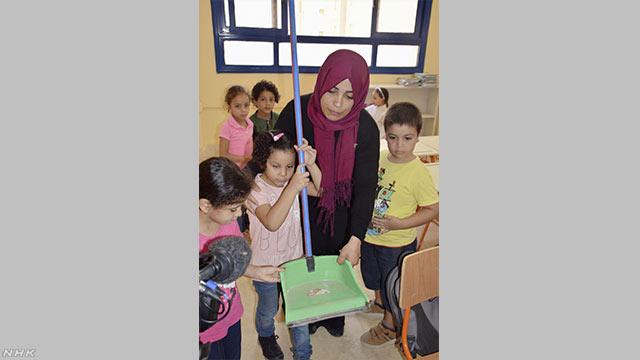 エジプトに日本と同じような教育をする学校ができる