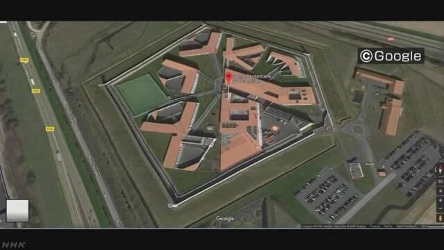 フランス「刑務所から逃げないようにグーグルの地図を変えて」