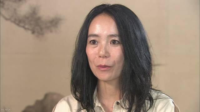 2020年の東京オリンピックの映画を河瀬直美さんが作る