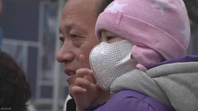 「汚れた空気でおととし60万人の子どもが亡くなった」