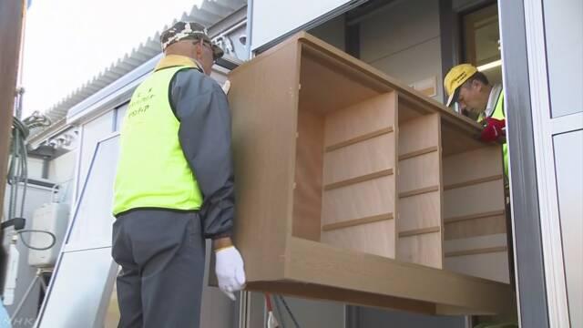 北海道の地震から2か月 今も150人以上が家に帰れない
