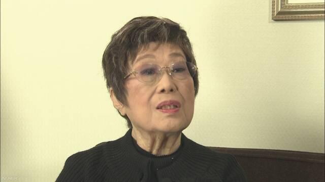 「おしん」などに出た女優の赤木春恵さんが亡くなる