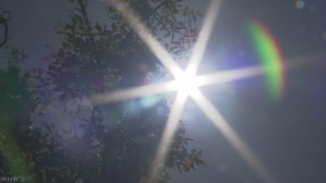 世界の気温が上がると日本の3000以上の場所で「猛暑日」
