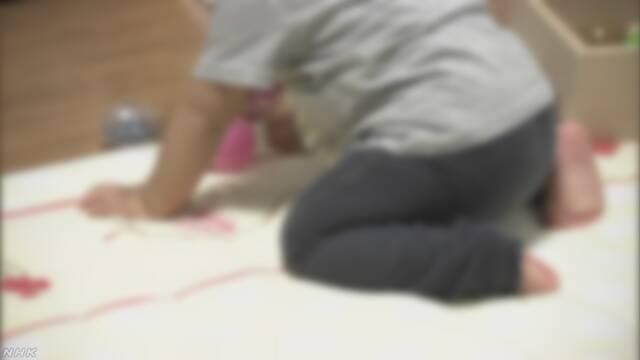 アトピー性皮膚炎の子ども 幼稚園では少なくなった