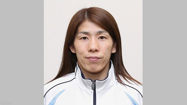 レスリングで金メダルを取った吉田沙保里さんが選手をやめる