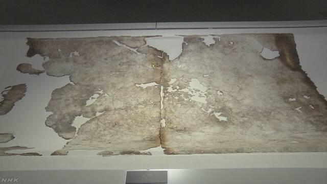 1300年前の墓「キトラ古墳」の壁の絵が国宝になる