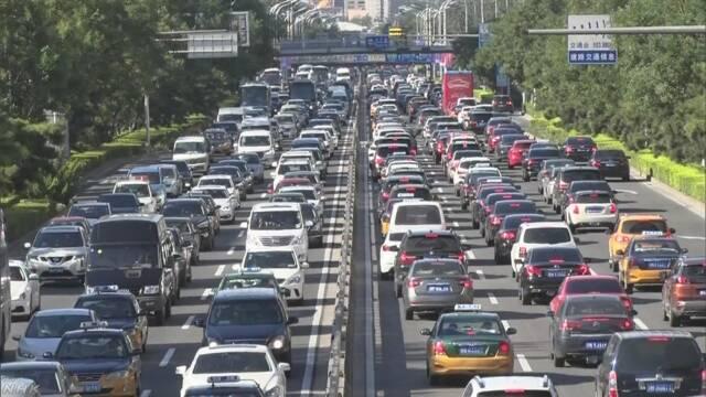 中国の新車販売 9か月連続で前年同月比減 下げ幅は縮小