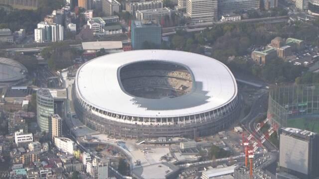 東京オリンピックの開会式の時間などが決まる